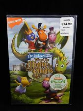 Backyardigans: Tale of the Mighty Knights (2008, DVD) SEALED