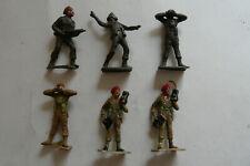 Vintage Cherilea Ww2 British Paratroops