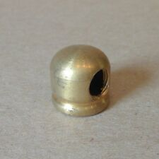 ARM BACK TURNED BRASS GAS ELECTRIC FIXTURE BODY REPAIR PART