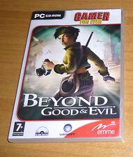 Jeu PC - Beyond good and evil