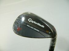 New Taylormade MG Milled Grind Black 60* Lob Wedge LW 60.11 HB High Bounce