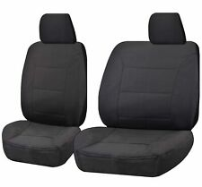 Canvas Seat Covers for Toyota Landcruiser VDJ 70 Series 05/2007-on