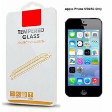 Pour Apple IPHONE 5C Verre Trempé Téléphone Portable Écran Protecteur