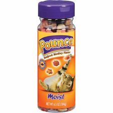 Pounce Cat Treats, Moist Seafood Medley Flavor, 6.5 Ounce (Pack Of 5)