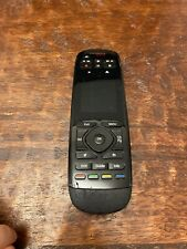 Logitech Harmony Touch Universal Remote with Color Touchscreen - Black **READ**