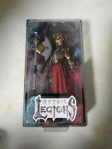 Mythic Legions Attila Leossyr Figure From Four Horsemen. New In Box.