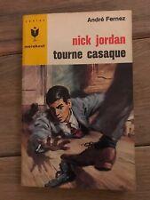 NICK JORDAN TOURNE CASAQUE