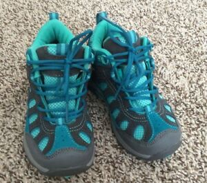 NEW US Size 11 Merrell Chameleon Hiking Boots Shoes Gray Quick Dry EUR 29 17 cm