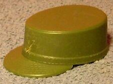 Vintage 1960's GI Joe Green Army Cap Hat TM Hasbro (No Number)