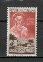 S21607) Italy 1953 MNH New Santa Light 1v