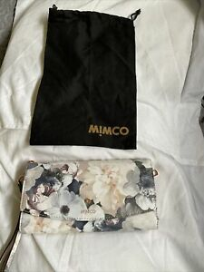 Lovely Mimco Leather Wallet Good Con