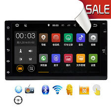 Android 4.4 Car Stereo 7 inch 1024x600 GPS Navigation Radio Bluetooth Player