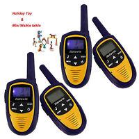 2Pairs Retevis RT31 Kids Walkie Talkie UHF 22CH 0.5W FRS/GMRS VOX 2-Way Radio US