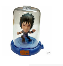 "Zag Toys DOMEZ Naruto Shippuden 2"" Collectible Mini Figure Fig Toy -- Sasuke"