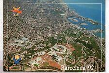 Tarjeta Postal Juegos Olimpicos Barcelona 92 (DQ-448)