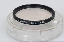 Contax Filtro Mc 1a 55mm