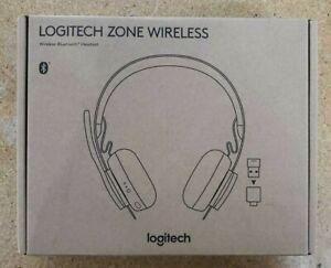 Logitech 981-000913 Zone Wireless Headset