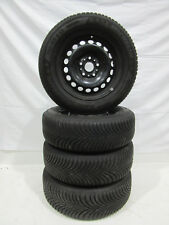 Original VW Golf 7 Winterkompletträder Michelin 195/65 R15 91T M+S