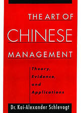 The Art of Chinese Management: Theory, Evidence and Applications-ExLibrary