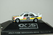 Herpa PC Modelo MERCEDES BENZ 190E nr.77 1:87 (119)