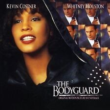 THE BODYGUARD Motion Picture Soundtrack cd WHITNEY HOUSTON 12 songs