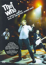 The Who & Special Guests : Live at Royal Albert Hall (DVD)