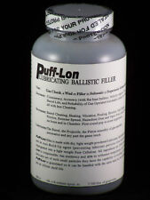 Puff-Lon Lubricating Ballistic Filler,use with smokeless or black powder