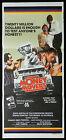 THE MONEY MOVERS Tony Bonner VINTAGE Australian daybill Movie poster