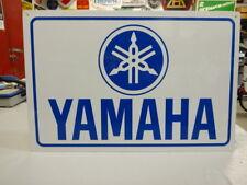 YAMAHA BLUE DEALER  SERVICE SIGN EC0100