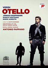 Jonas Kaufmann - Verdi Othello [DVD][Region 2]
