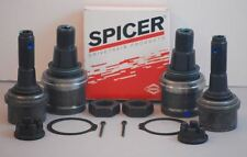 Dana Spicer Super 60 Ball Joints Set For 2005-2015 Ford F250 F350 4wd