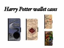 Harry Potter Leather Mobile Phone Wallet Cases