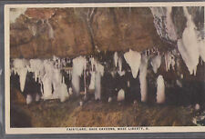 Fairland Ohio Caverns West Liberty Ohio   # D8