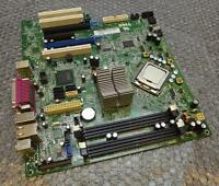 Dell TP412 0TP412 Precision T3400 Workstation Socket 775 Motherboard with CPU