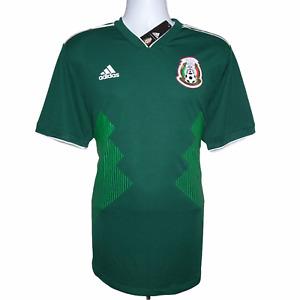 2017-2018 Mexico Home Football Shirt Player Issue Adidas Climachill XL (BNWT)