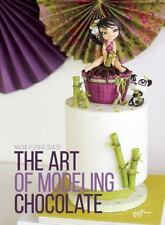 The Art of Modeling Chocolate (Paperback or Softback)