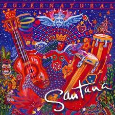 SANTANA - Supernatural (CD 1999) USA EXC Everlast*Eric Clapton*Dave Matthews