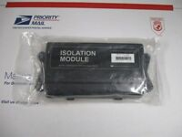 WESTERN FISHER PLOW 4 PORT ISOLATION MODULE- NEW IN WRAP 26400 26385 26134 WHITE
