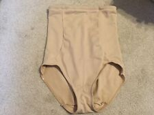 Miraclesuit High Waist Nude Shaper Control Brief Underwear Size Medium