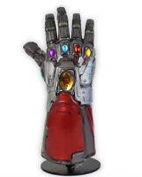 Infinity Gauntlet Thanos Marvel LED Light 1: 1 Legends Avengers Cosplay Сostume