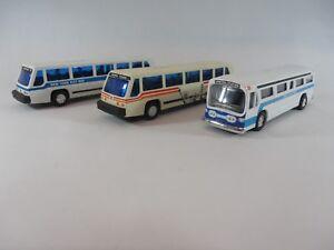 GMC City Buses