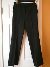 CoSTUME NATIONAL PANTS Size 42 WOOL ITALY