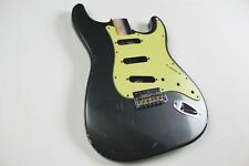 MJT Official Custom Vintage Age Nitro Guitar Body Mark Jenny VTS Charcoal Frost