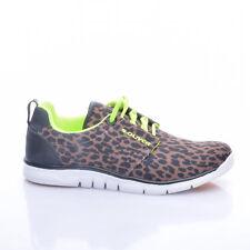 S.Oliver Damen Sneaker Black Leopard Größe 38