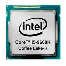 Intel Core i5-9600K (6x 3.70GHz) SRG11 Coffee Lake-R CPU Sockel 1151   #311198