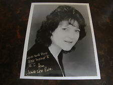 Janet Lees Price---Autographed---Photo---8x10---Glossy---Actress---1988---XHTF