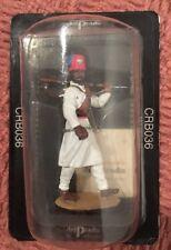 "1898 Zaptie Eritreo-Eritrea Police- 2.75"" Die-cast Figurine Del Prado Collection"
