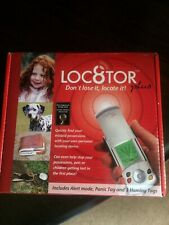 Loc8tor Plus Tracking  Device for Pets/Children/ Drones 600ft range / Mint