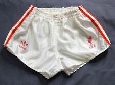 "Liverpool FC Away Adidas Football Shorts 1985-1986 28"" Vintage Retro 80s"