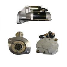 Si adatta NISSAN DOPPIA CABINA 2.5 TDI 4x4 Motore di Avviamento 1998-On - 14979UK